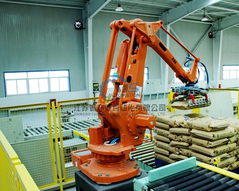 码跺机器人设备