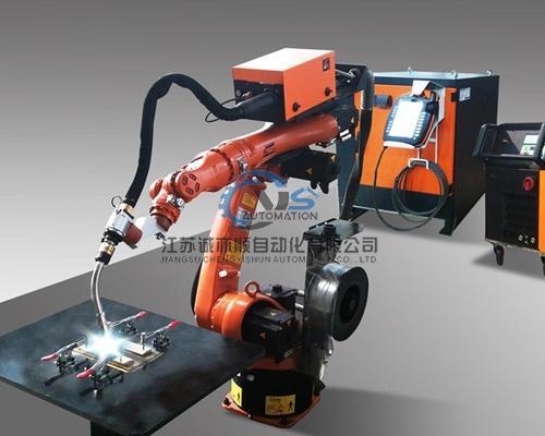 焊接机器人设备