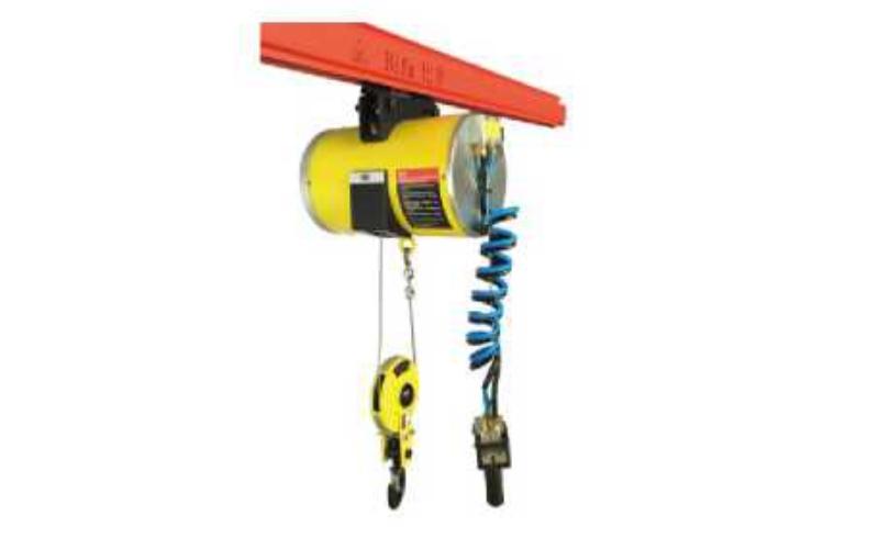 动滑轮钢丝绳气动平衡吊