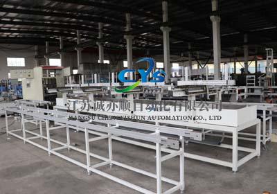 瓷环耐压极化生产线